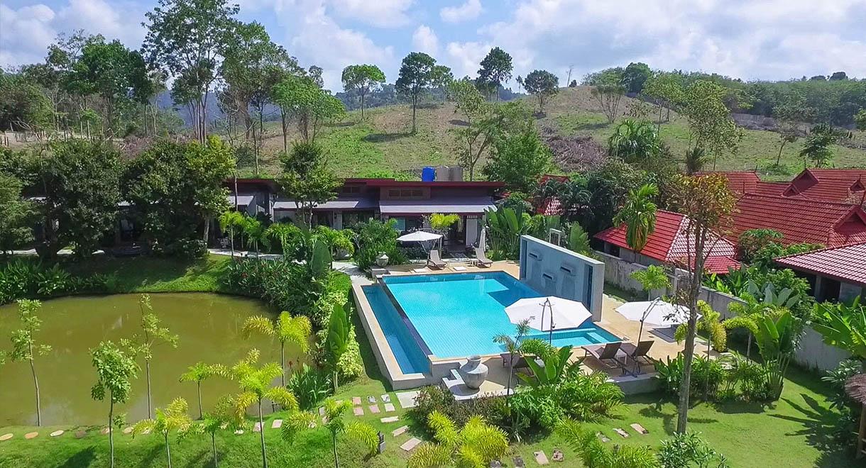 Arthaya Villas KohLanta Thailand